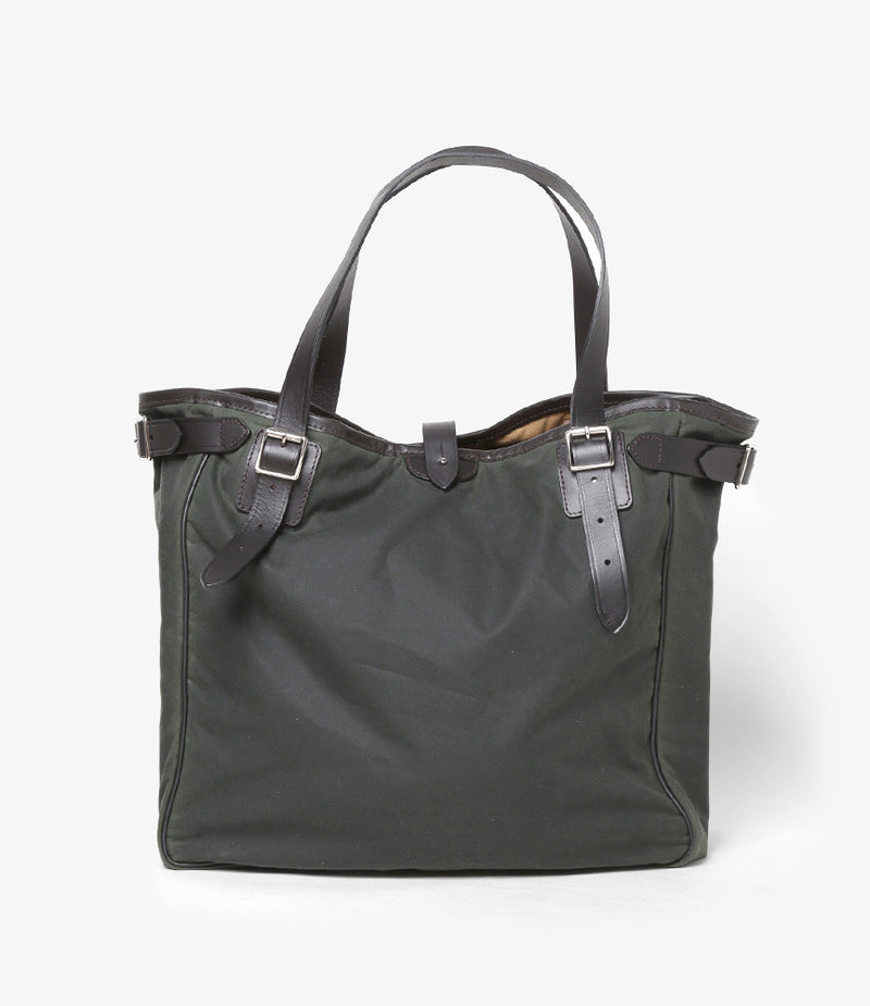 Wax Cotton Bag - Tote