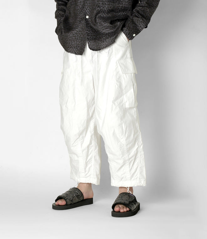 H.D. Pant - BDU - Off White