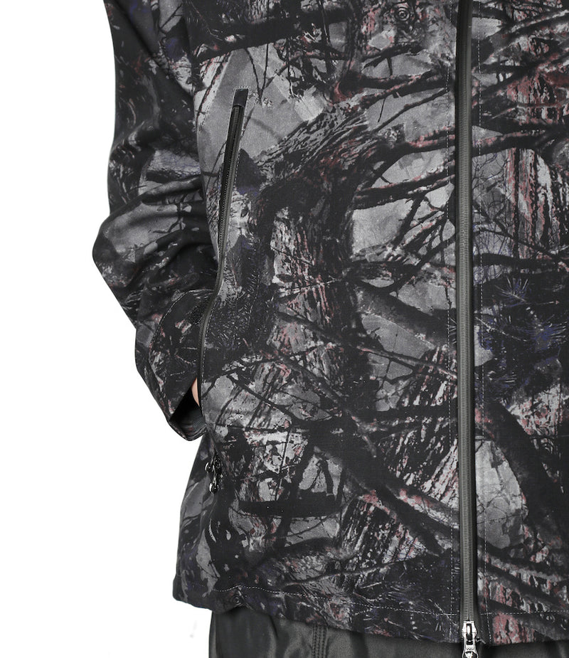 Weather Effect Jacket - Water Proof / S2W8 Camo - Grey