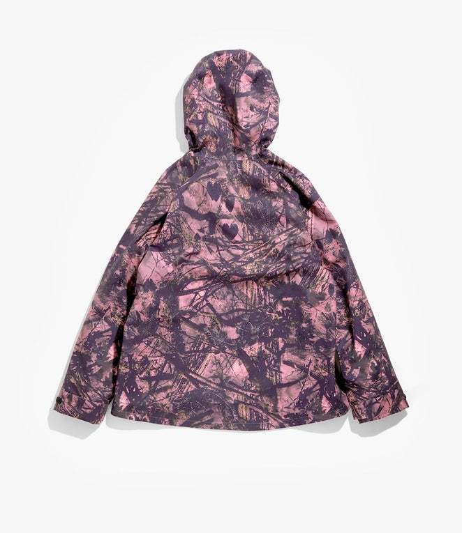 Weather Effect Jacket - S2W8 Camo - Pink