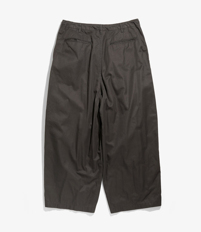 H.D. Pant - Military - Charcoal