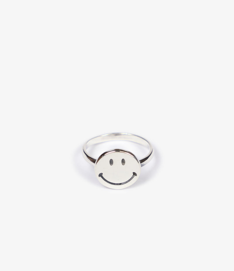 Ring - 925 Silver - Smile