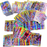 300 PCS French Version Pokemon Card Featuring 100 Tag Team 200 Gx