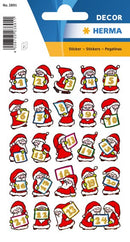 Herma stickers Decor kalender julemand 1-24 (2)