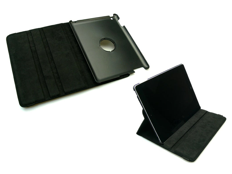 iPad Air 9.7'' (2nd gen.) 2014 Cover Stand Rotate, Black