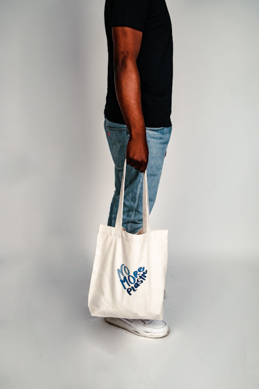 No More Plastic Totebag