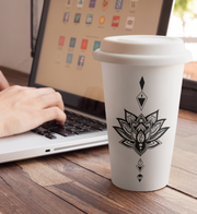 LOTUS COFFEE TO-GO BECHER