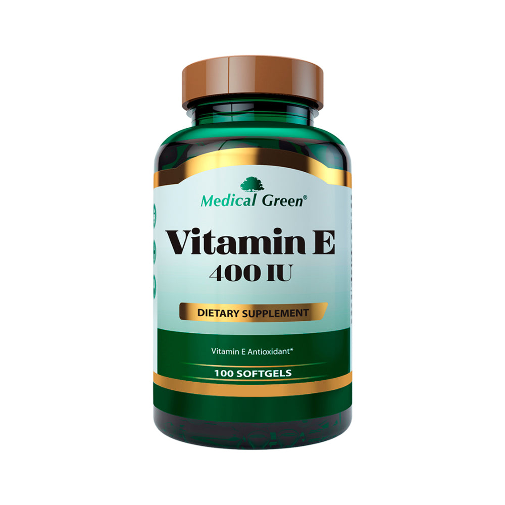 VITAMINA E 400 UI x 100 softgels