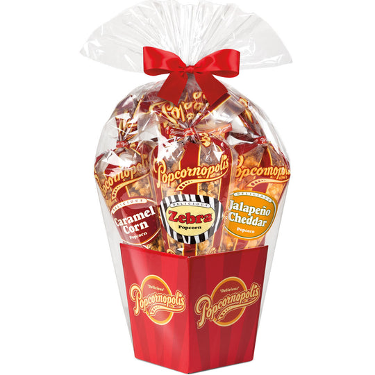 5-Cone Gift Basket