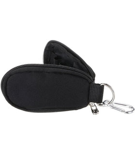 Sample Bottle Key Chain Bag (Black)