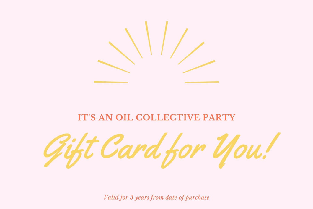 Oil Collective Gift Card
