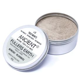 ANCIENT WISDOM - Luxurious Fuller Earth Clay Mask - Oil Absorbing - Naturbon Online Store