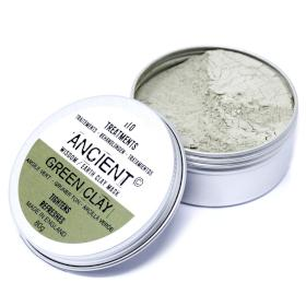 ANCIENT WISDOM - Luxurious Green Clay - Tightens & Refreshes Skin