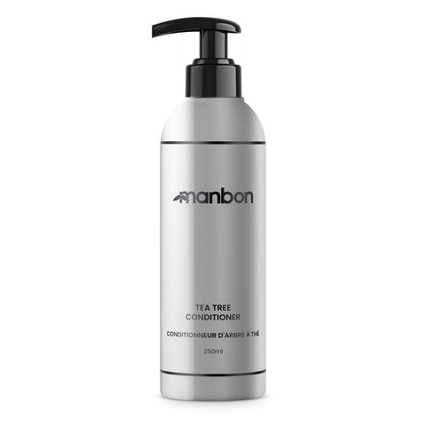 MANBON - Invigorating Tea Tree Conditioner - Naturbon Online Store