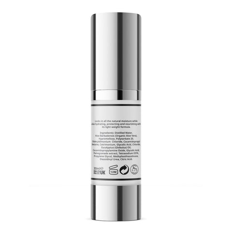 MANBON - Luxurious Hydrating Natural Anti-Ageing Facial Cream - Naturbon Online Store