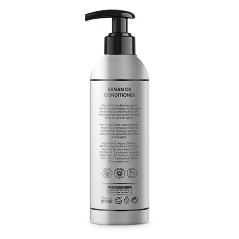 MANBON - Moisturising Argan Oil Conditioner - 250ml - Naturbon Online Store