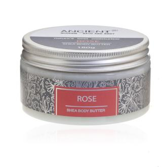 Natural Shea Body Butter - Rose - Naturbon Online Store