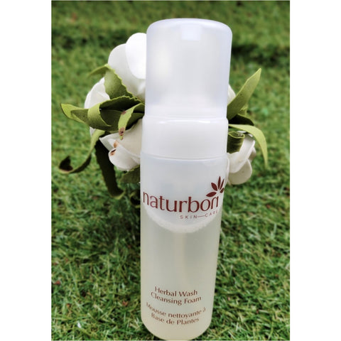 Naturbon Pure Herbal Foaming Face Wash - Naturbon Online Store