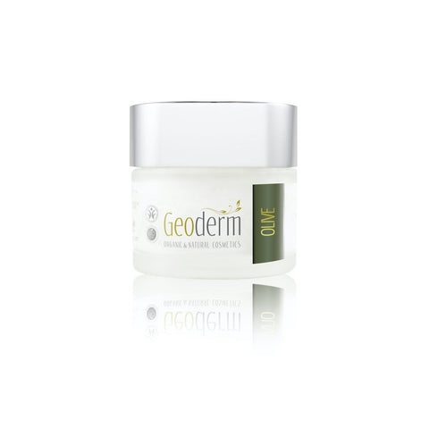 Organic & Natural - 24HR Sensitive Olive Oil Anti-Ageing Facial Cream - Naturbon Online Store