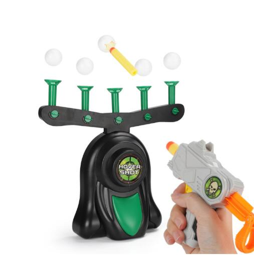 Floating Ball Shooting Game Air Shot Hovering Foam Ball