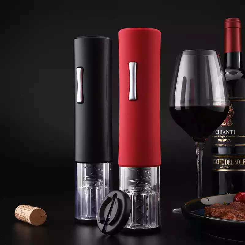 Electric wine opener