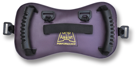 "GLAD Belt Performance | 3 Handles - Fits 15"" - 30"" Waist"