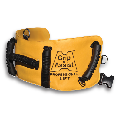 "GLAD Belt Professional Lift | 5 Handles - Fits 30"" - 44"" Waist"
