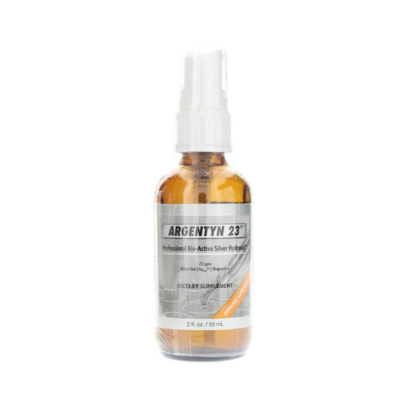 Argentyn 23 Fine Mist Spray 2 oz