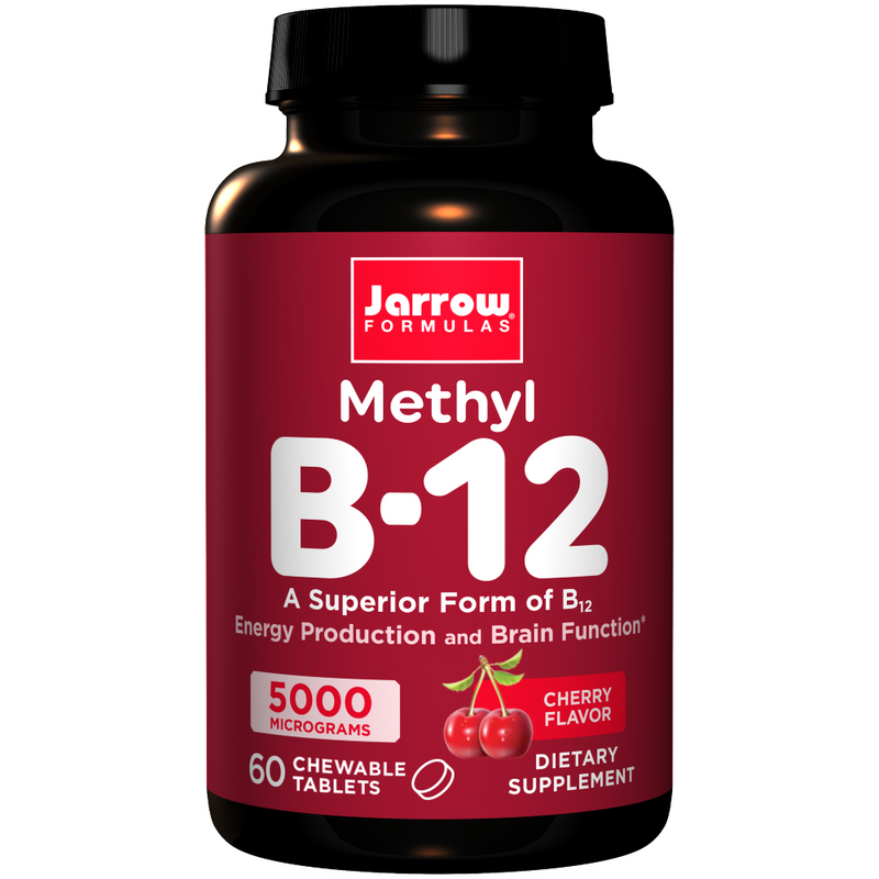 Methyl B-12 Cherry 5000 mcg