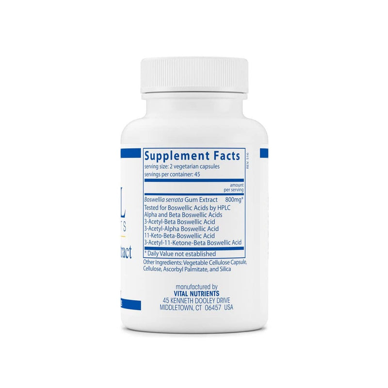 Boswellia Extract 400mg