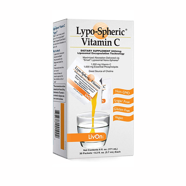 Lypo-Spheric™ Vitamin C