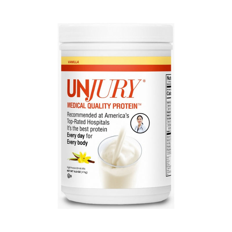 Vanilla Flavored Protein Powder