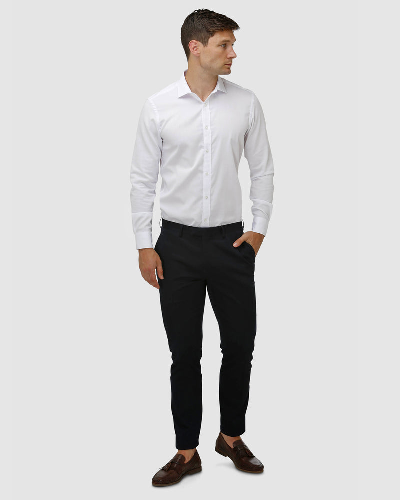Cotton Stretch Tailored Chino