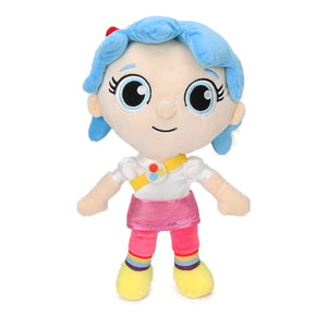 8pcs 25cm True and The Rainbow Kingdom Plush Toys Bartleby Cat Plush Toy Grizelda Rainbow King Zee Stuffed Doll Christmas