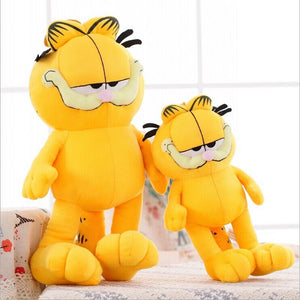 1pc 8'' 20cm Plush Garfield Cat Plush Stuffed Toy Doll High Quality Soft Plush Figure gift for children Doll Free Shipping