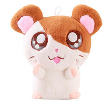 Load image into Gallery viewer, 30cm Kawaii Big Eyes Plush Hamtaro Hamster Toy Stuffed Hamster Doll Toys Children Gifts Birthday Gifts