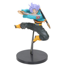 Load image into Gallery viewer, 8-30cm Dragon Ball Z SCultures Big Budoukai Series Action Figure Lazuli Nappa Raditz Goku Trunks Vegeta Satan Collection Model