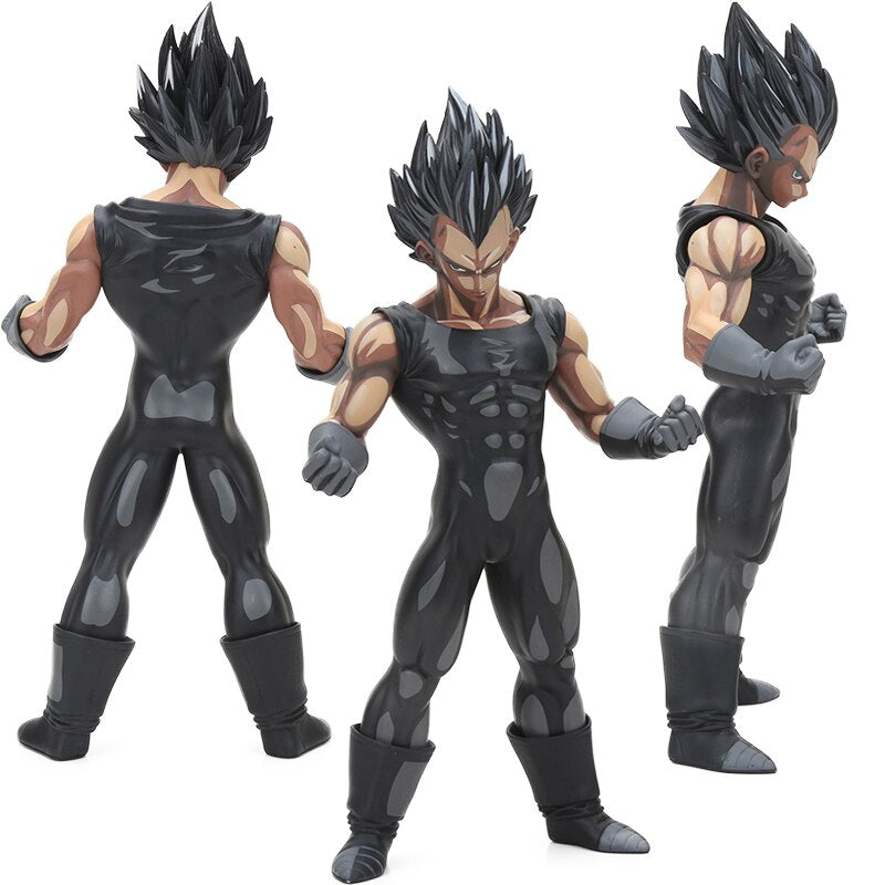 Chocolate Master Stars Piece Black Vegeta PVC Action Figures MSP Manga Dimensions Dragon Ball Z Collection Model Dolls Brinqudoe