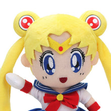 Load image into Gallery viewer, 5pcs Large Plush 11.8inch 30cm 5pcs Sailor Moon Plush Toys Sailor Soft Characters Dolls juguetes de peluche