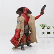 Load image into Gallery viewer, Heroes Series Hellboy PVC Action Figure 1000Toys Hellboy Demon of Hell 1/12 Scale Collectible Model Doll Toy