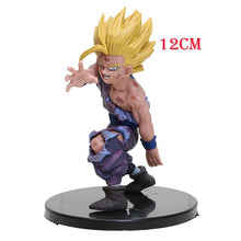 Load image into Gallery viewer, 8-12cm Dramatic Showcase Gohan Goku PVC Action Figure Dragon Ball Z Kai Model Dolls Collection Figuren Toys Brinqudoes