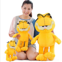 Load image into Gallery viewer, 1pc 8'' 20cm Plush Garfield Cat Plush Stuffed Toy Doll High Quality Soft Plush Figure gift for children Doll Free Shipping