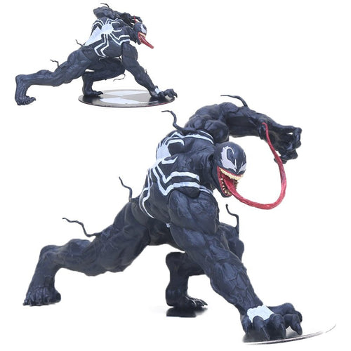 12cm The Amazing Venom Carnage ARTFX STATUE 1/10 Scale Pre-Painted PVC Action Figure Model Kit Superhero Collectible Model Dolls