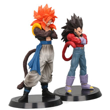 Load image into Gallery viewer, 18-20cm Super Saiyan 4 Son Goku Vegeta Gogeta PVC Action Figures Dragon Ball Z GT Toys Collection Model Dolls Drago Brinqudoes