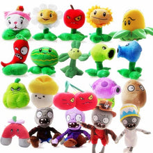 Load image into Gallery viewer, New Fashion 20pcs/set Plants vs Zombies Lovely Plush&Stuffed Toys Popular Games PVZ Hot Doll Creative Birthday Gifts For Kids