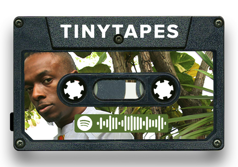 TINY TAPE MP3 PLAYERS