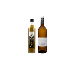 Gift Pack - White Blend and Nuestro Unfiltered EVOO