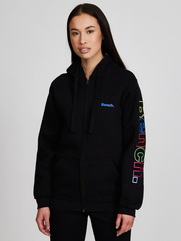 Delux Zip Up Hoodie - Bench Canada