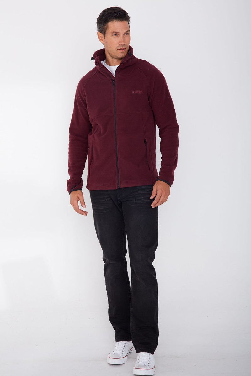 Fleece Zip-Up Sweater