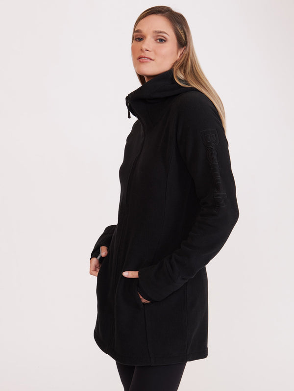 Polar Fleece Zip-Up Jacket
